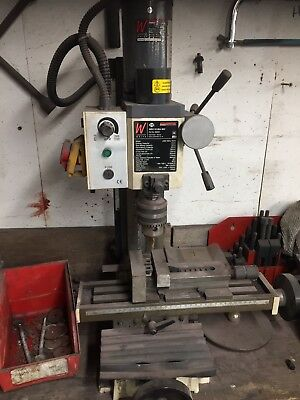 Axminster X2 Mini Milling Machine