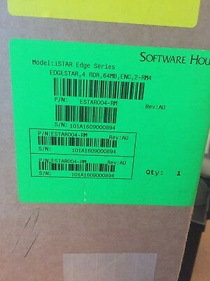 Software House iStar Edge 4 door, door access Controller ( ESTAR004-RM ) Sealed