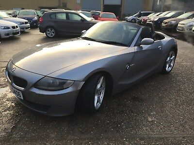2006 BMW, Z4 Si  2.5 Manual, Petrol, Leather, Aug MOT, With History