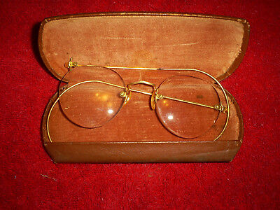 Vintage? Wire Rim Eye Glasses? Bifocals??