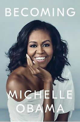 Becoming by Michelle Obama [ E- Book ] - PDF
