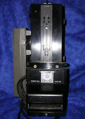 Coinco Mag 50B Bill Acceptor  MDB or pulse . Accepts $1 Bills