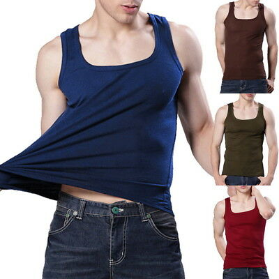 fcc00c18415a57 PAPI MEN S 3-PACK Essentials Square Neck Tank Top - 559102 -  28.80 ...