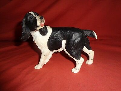 Rare Vintage North Light  Wade Springer Cocker Spaniel ? Dog  Made In England