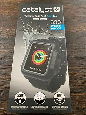 GENUINE Catalyst Waterproof Case for 42mm For Apple Watch Series 2-3 NEW!