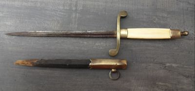 Russian  Imperial  naval officer dagger, WWI.