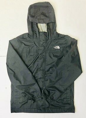 NORTH FACE HyVent BOYS Jacket SIZE L 14/16 Windbreaker Shell Only Excellent