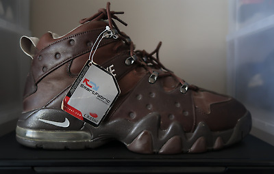 new product f7e22 a2ce1 Nike Air Max Cb2 94 Winterized Sneaker - Sze 11.5 - 311901 201 VINTAGE