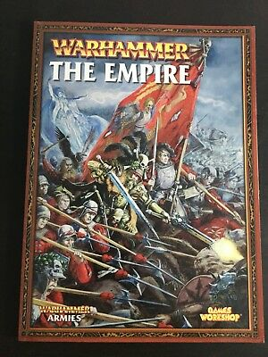 Warhammer Armies: The Empire (7th Edition) book