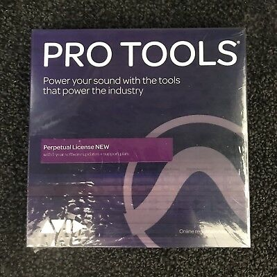 Avid Pro Tools Software with Upgrade Plan And Support