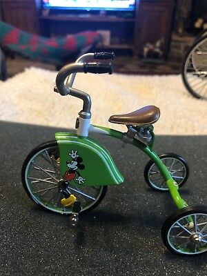 Hallmark Kiddie Car Classics - 1934 Mickey Mouse Velocipede Sidewalk Cruisers