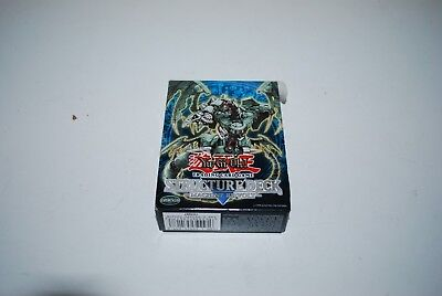 Yugioh Machine Re-volt Structure Deck 1st Edition Used Complete
