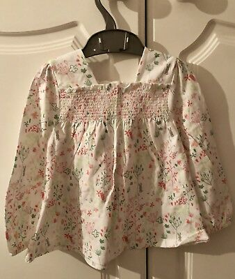 Girls Top Age 12-18 Months NEW