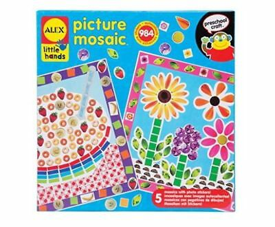 Alex Toys Little Hands Picture Mosaic preschool craft 984 stickers