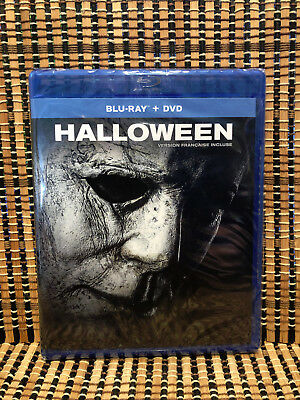 Halloween 2018 (2-Disc Blu-ray/DVD, 2019)David Gordon Green/John Carpenter