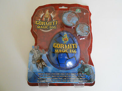 Gormiti Magic Egg neuf