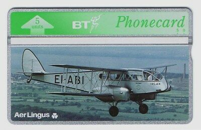 BT BTG301 Aer Lingus (2) De Havilland 84 Dragon mint 1,450 issued.