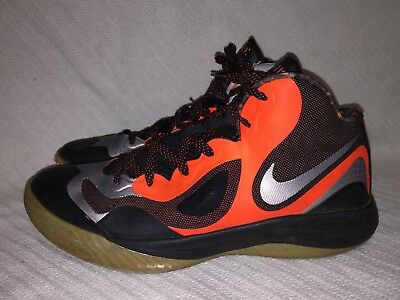 d2fa3bf34900 Men s Size 10 Nike Zoom Hyperfranchise XD Streetball Basketball Shoes  579835-800