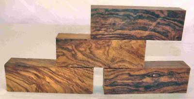 Desert Ironwood 4 turning blanks blocks knife scales 5.2 x 1.7 x 1.2 Group HM A+
