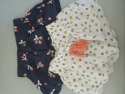 Girls Shorts Bundle Seed & Country Road Size 2/3/4