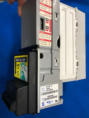 Mars Ae 2451 Bill Acceptor 110 Volt  Updated To 08 $5.new Belts Installed