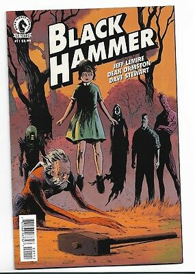Black Hammer #1 1St Print Dark Horse Nm
