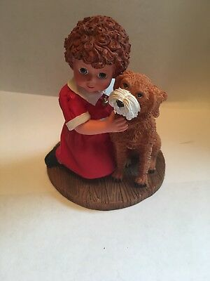 Little Orphan Annie and Sandy Madame Alexander Figurine