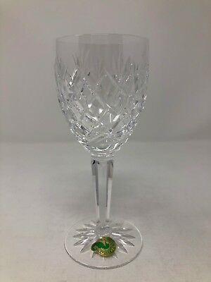 Waterford Crystal Avoca Claret Wine Glass 6 1/2""