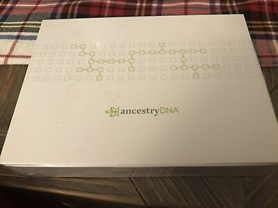 Ancestry DNA kit - NEW and UNOPENED
