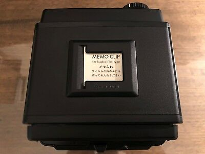 [Near Mint] Mamiya RZ67 Pro II 220 Film back