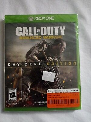 Call of Duty: Advanced Warfare Day Zero Edition (Microsoft Xbox One, 2014)