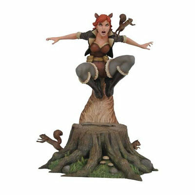 DIAMOND SELECT Marvel Comic Gallery: Squirrel Girl PVC Diorama Figure* BRAND NEW