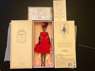 Barbie Gold Label Collection- Little Red Dress- Limited Edition