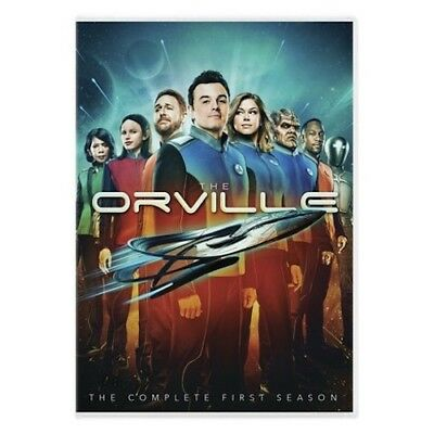 The Orville: The Complete First Season 1 (4-Disc DVD Set) New & Sealed