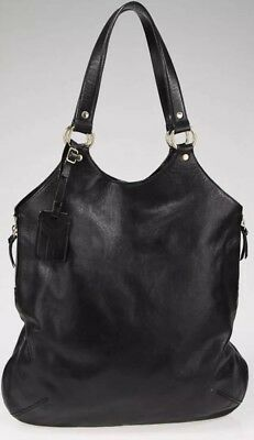 642c3a6a7cce YSL YVES SAINT Laurent Women s TRIBUTE TOTE LARGE LEATHER Shoulder ...