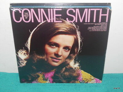 Connie Smith - The Best Of - Sealed Vinyl Lp