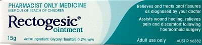 Rectogesic Ointment (15 G)