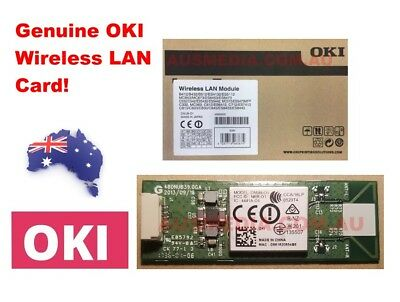 OKI Genuine 45830202 Wireless Module->C332/C532/C612/MC363/MC563/MC853/MC873