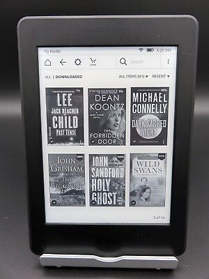 Kindle Paperwhite 3 - (7th Gen) 4GB, Wi-Fi, 6in - $50 FREE Accs (G090 0BJ4)