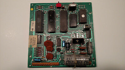 Tested Working Bally Pinball Computer Sound Board Sounds Plus