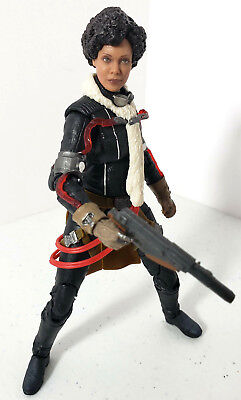 "Star Wars Black series Solo Movie Val Vandor 6"" Loose Action Figure by Hasbro"