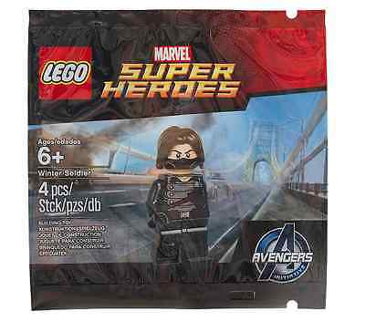 LEGO® Marvel Super Heroes 5002943 Winter Soldier NEU OVP NEW MISB Polybag