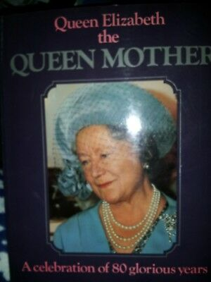 1980 Queen Elizabeth the Queen Mother - Celebration of 80 Glorious Years