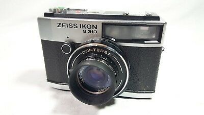 Vintage Zeiss IKON S 310.  With Case and filter ** sold as is