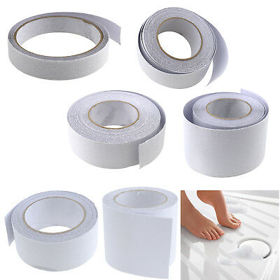 High Grip Anit Slip Tape Self Adhesive Backed Safety Floor Strip 5 Sizes