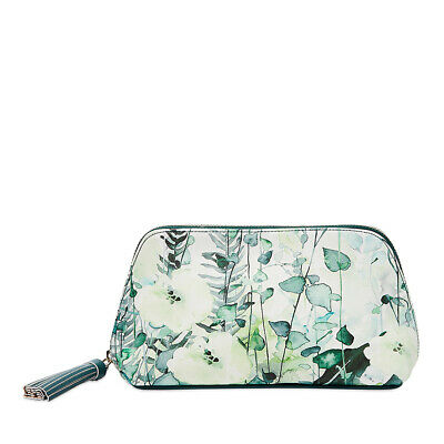 NEW Home Republic Draping Leaves Collection Sage Cos Large