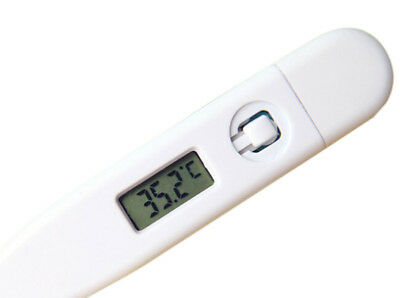 Digital LCD Heating Baby Thermometer Tools Kids Child Adult Body Temperature