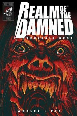 Realm Of The Damned : Tenebris Deos Hardback