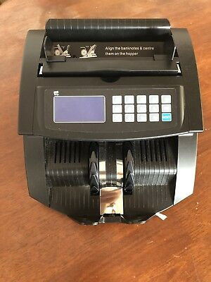 ZZap NC20i Banknote Money Counter - EXCELLENT CONDITION