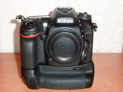 Nikon D7100  Body only, Mint condition, Low shutter count